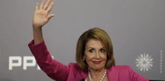Defiant Pelosi says she's staying: 'I can take the heat'