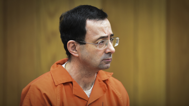 Ex-Michigan State coach latest charged amid Nassar fallout