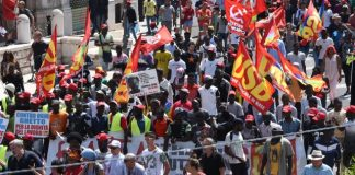 Farmworkers protest treatment in Italy after migrant deaths