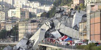 Italian bridge collapse sends cars tumbling, killing 22