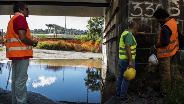 Italian disaster puts spotlight on highway management