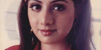 Late Sridevi's Birthday