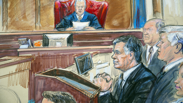 Manafort juror says 1 holdout prevented 18-count conviction
