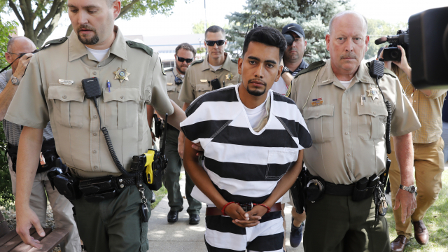 Mexican man charged in Iowa slaying worked under fake name