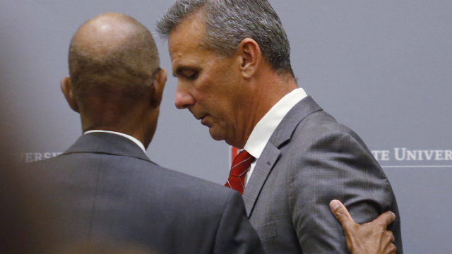 Ohio State probe shows Meyer allowed bad behavior for years