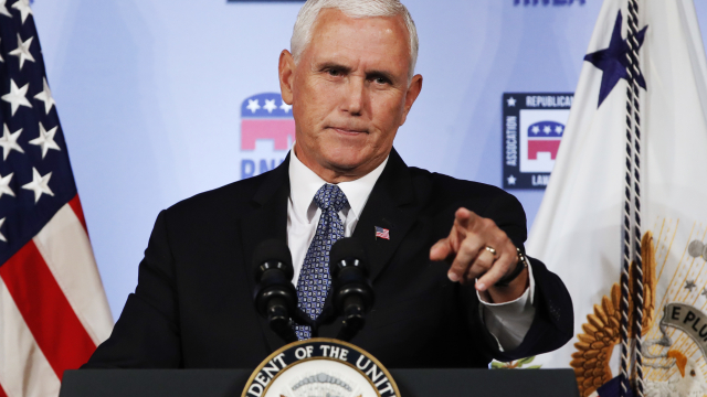 Pence: Dems resorting to 'obstruct and oppose' on judges