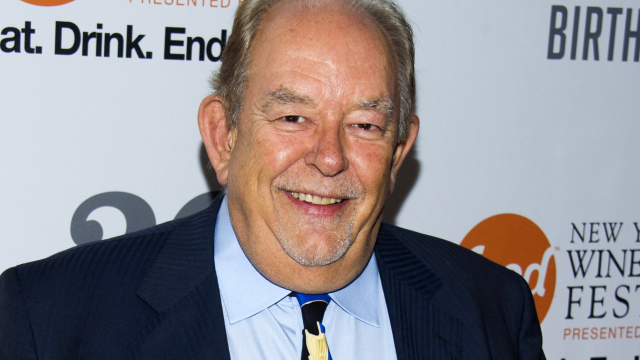 Robin Leach of 'Lifestyles of the Rich and Famous' dies
