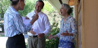Russian immigrant seeks Democratic nod for Alaska House seat