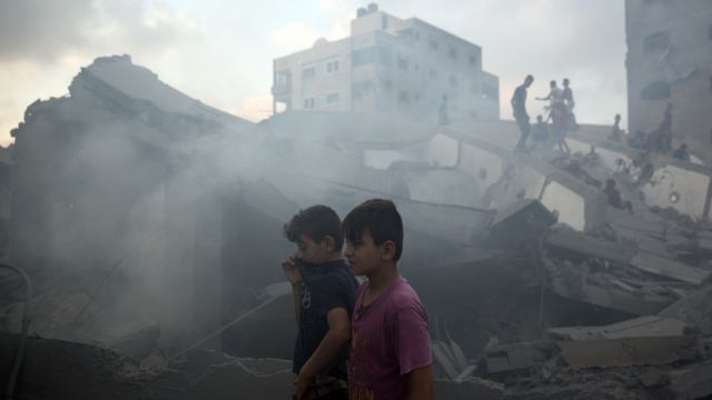 Tense calm, cease-fire follows another Hamas-Israel flare-up