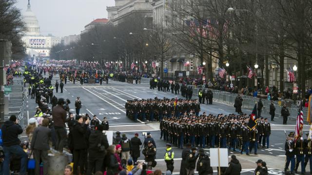 Trump nixes $92M parade, says 2019 costs will be 'WAY DOWN'
