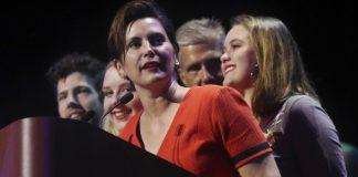 Whitmer heads all-female Democratic ticket in Michigan