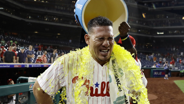 Wilson Ramos has 3 hits, 3 RBIs as Phillies beat Red Sox 7-4