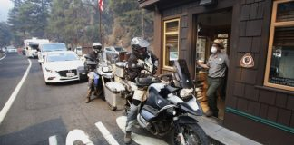 Yosemite reopens to visitors with smoky air, limited lodging