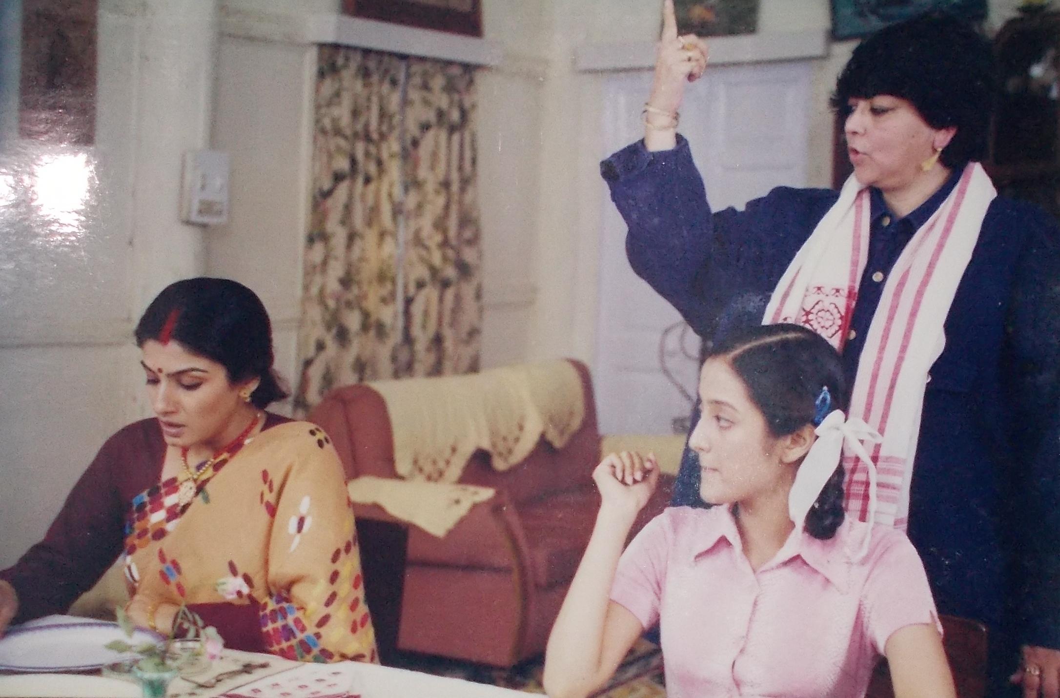 A Still from Kalpana Lazmi's Daman