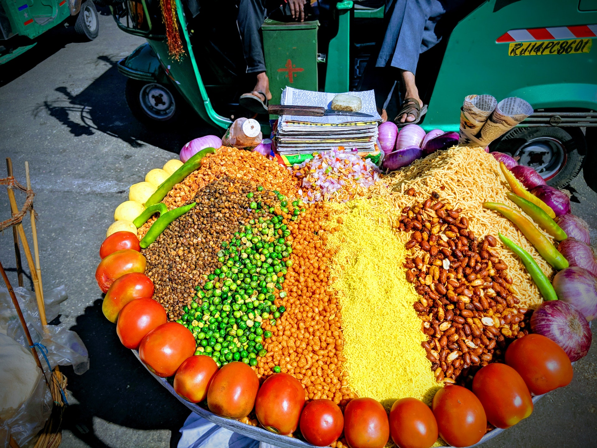 Bollywood's Street Food