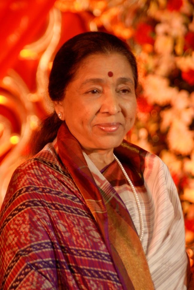 Singer Asha Bhonsle's Birthday